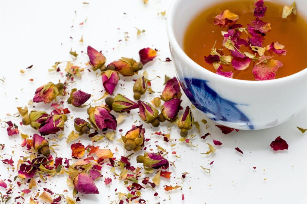 tasse de thé classique